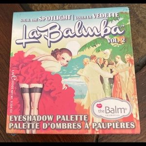 the Balm La Balmba mini palette